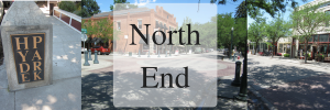 hyde park sign, old city scape, north end boise, living in north end idaho, north end boise real estate