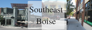 outdoor shopping, outdoor dining, living in southeast boise, southeast boise real estate