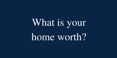 what is your home worth button